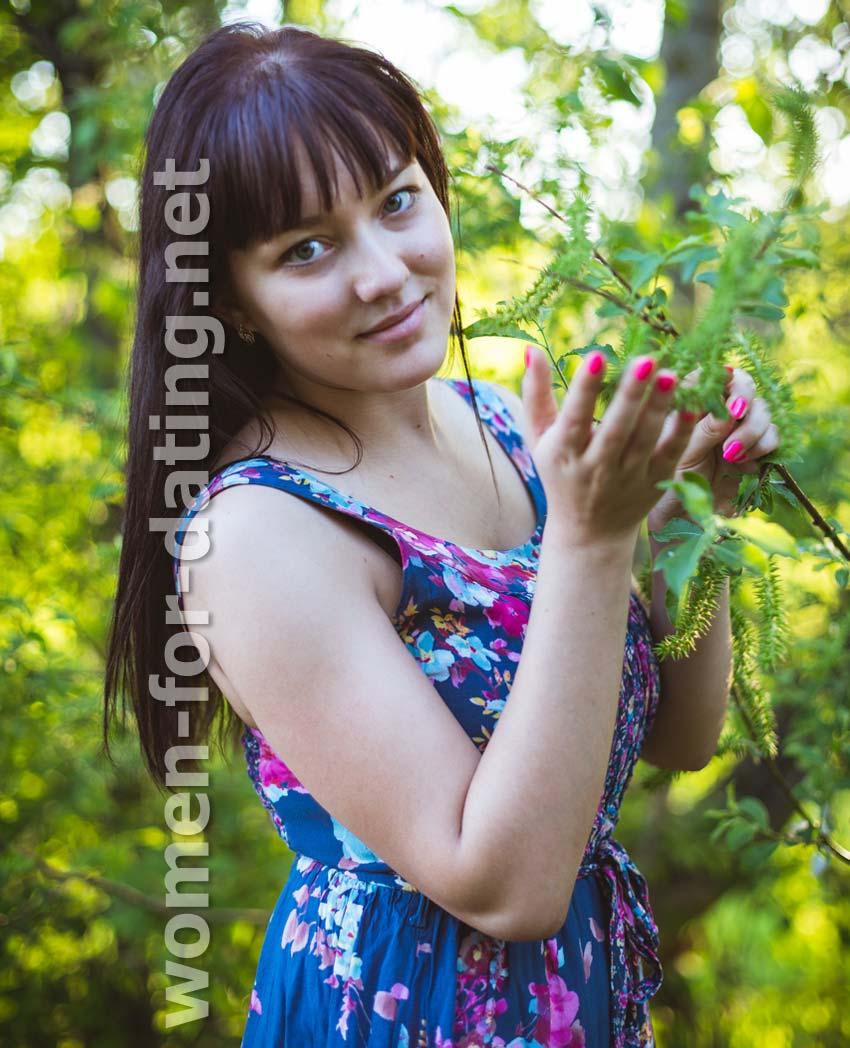 Loyal Russian woman seeking marriage - wfd